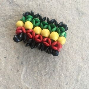 Multiple color bracelet